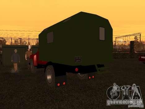 ГАЗ 52 для GTA San Andreas вид справа