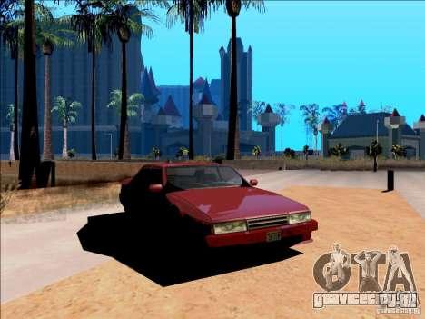 ENBSeries v1.1 для GTA San Andreas второй скриншот