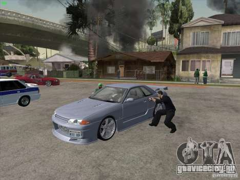 Close Doors for Cars для GTA San Andreas