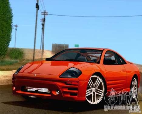 Mitsubishi Eclipse GTS 2003 для GTA San Andreas вид справа
