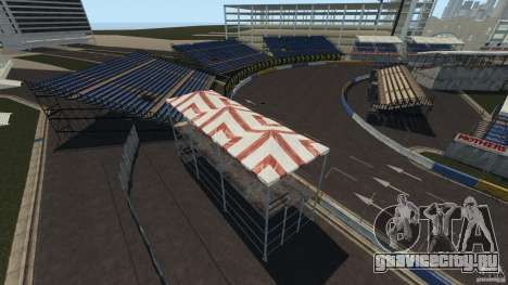 Long Beach Circuit [Beta] для GTA 4 шестой скриншот