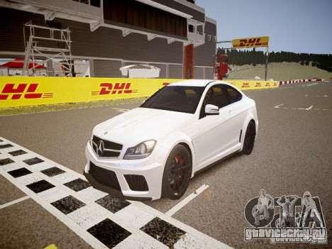 Mercedes-Benz C63 AMG Stock Wheel v1.1 для GTA 4