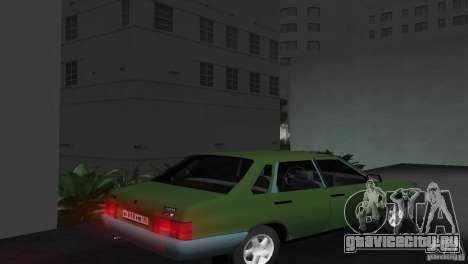 ВАЗ 21099 для GTA Vice City вид слева