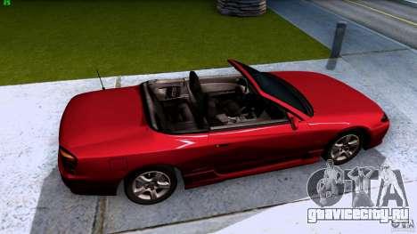 Nissan Silvia S15 Varietta для GTA San Andreas вид справа