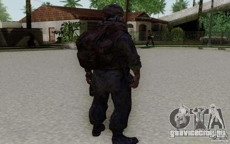 Фрэнк Вудс для GTA San Andreas третий скриншот