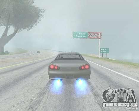 Отключение размытия при использовании нитро для GTA San Andreas третий скриншот