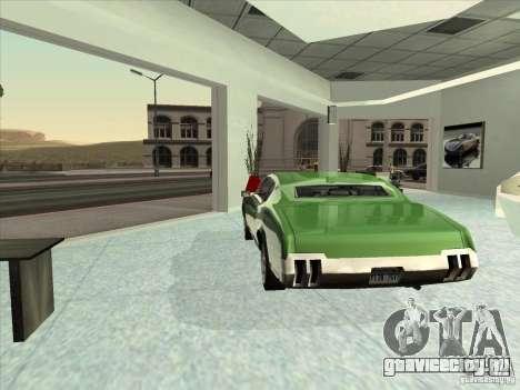ENBSeries by Chris12345 для GTA San Andreas пятый скриншот