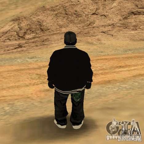 Скин Райдера для GTA San Andreas второй скриншот