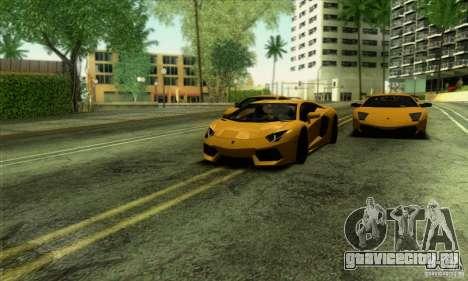 SA_gline V2.0 для GTA San Andreas четвёртый скриншот