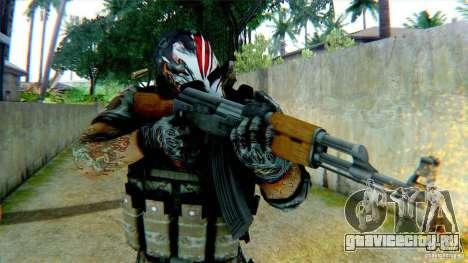 Army Of Two - Devils Cartel для GTA San Andreas третий скриншот