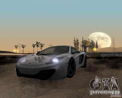 Star ENBSeries by Nikoo Bel для GTA San Andreas восьмой скриншот