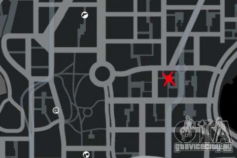 Новые граффити для GTA 4 пятый скриншот