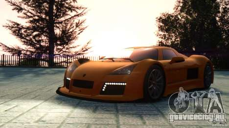 Gumpert Apollo Sport 2011 v2.0 для GTA 4