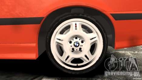 BMW M3 E36 для GTA 4 салон