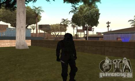 Vector REORC для GTA San Andreas третий скриншот
