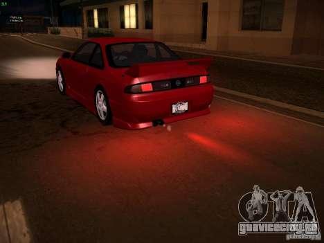Nissan Silvia S14 Ks Sporty 1994 для GTA San Andreas вид сверху