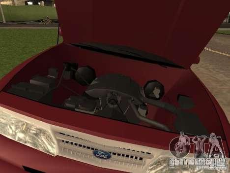 Ford Crown Victoria LX 1994 для GTA San Andreas вид справа