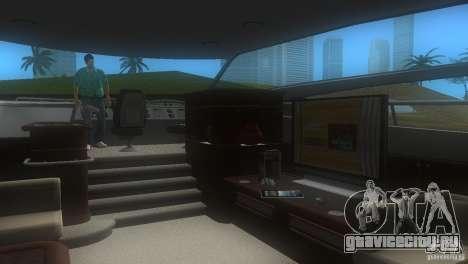 Катер для GTA Vice City вид сзади слева