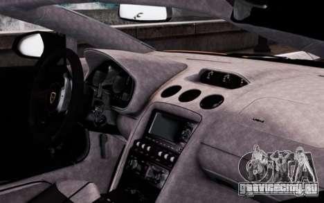 Lamborghini Gallardo LP570-4 Spyder для GTA 4 вид слева
