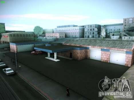 Новый гараж в San-Fierro для GTA San Andreas