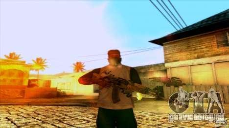 AK-47 from Far Cry 3 для GTA San Andreas