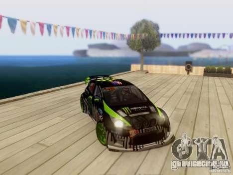 Ford Fiesta Gymkhana 3 для GTA San Andreas