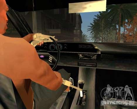 Khord ThunderWing для GTA San Andreas вид справа