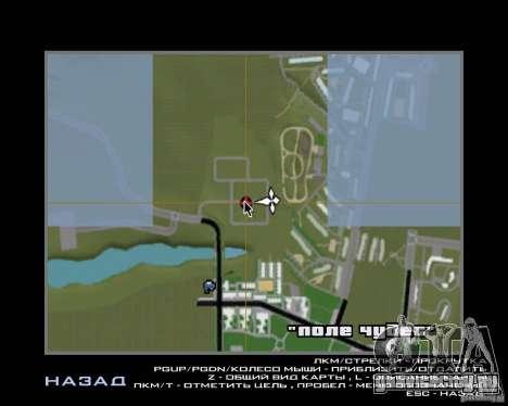 Новый район Поле Чудес для GTA San Andreas седьмой скриншот