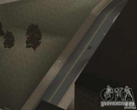 Новые текстуры дорог для GTA UNITED для GTA San Andreas седьмой скриншот