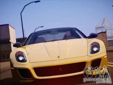 SA_NGGE ENBSeries v1.2 Final для GTA San Andreas третий скриншот