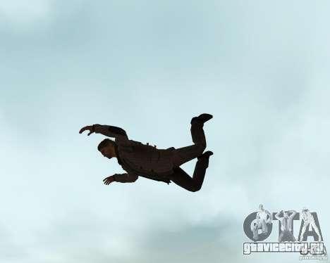 Аlan Wake для GTA San Andreas четвёртый скриншот