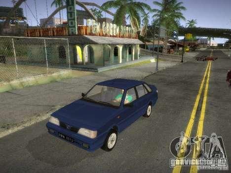 Daewoo-FSO Polonez Atu Plus 1.6 для GTA San Andreas