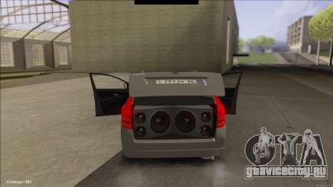 Kia Ceed SW для GTA San Andreas вид сзади слева
