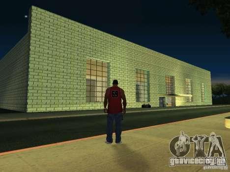 Русские дома 2 для GTA San Andreas четвёртый скриншот