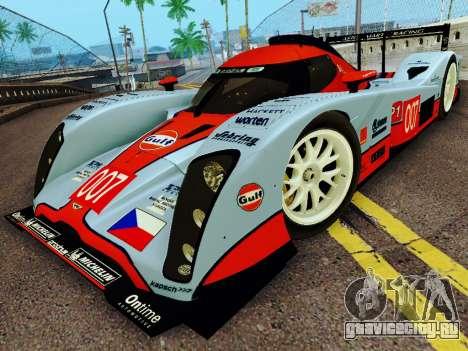 Aston Martin DBR1 Lola 007 для GTA San Andreas