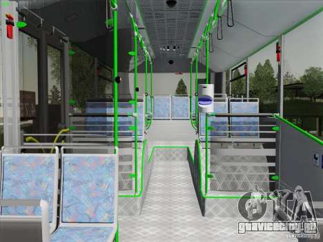 Прицеп для Design X3 для GTA San Andreas вид сзади