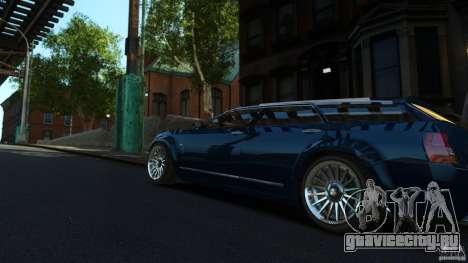 PMP600 Sport Wagon для GTA 4 вид слева