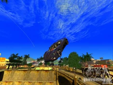 Amazing Screenshot 1.0 для GTA San Andreas