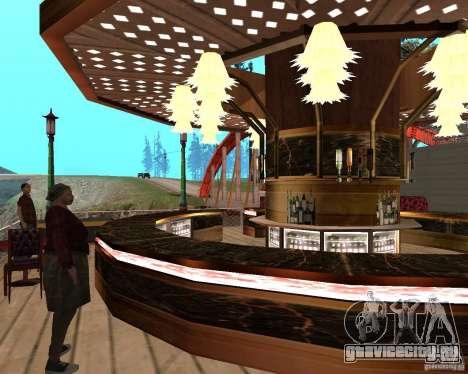 Вилла в Рыбацкой лагуне для GTA San Andreas десятый скриншот