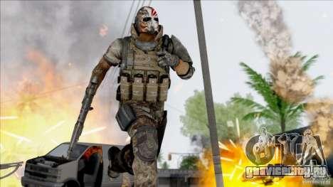 Army Of Two - Devils Cartel для GTA San Andreas
