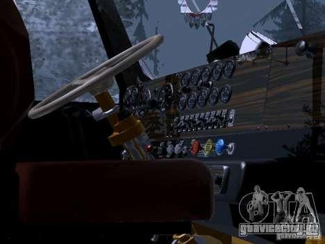 RTS 420 Шаталка для GTA San Andreas вид изнутри