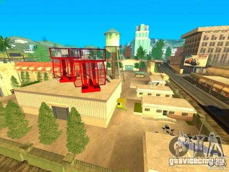 New Studio in LS для GTA San Andreas второй скриншот