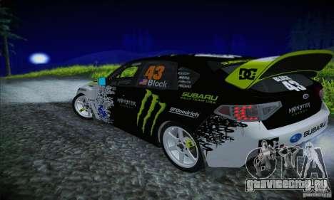 New ENB by Russkiy Sergant V1.0 для GTA San Andreas седьмой скриншот