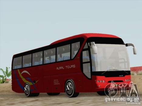 Neoplan Tourliner. Rural Tours 1502 для GTA San Andreas вид сзади
