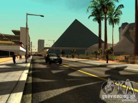ENBSeries v1.2 для GTA San Andreas двенадцатый скриншот