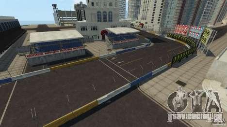 Long Beach Circuit [Beta] для GTA 4 восьмой скриншот