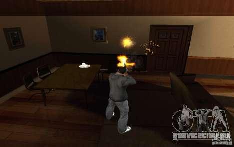 AK-47 из игры Left 4 Dead для GTA San Andreas третий скриншот
