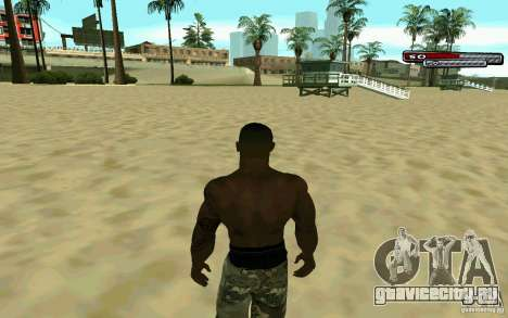 James Woods HD Skin для GTA San Andreas четвёртый скриншот