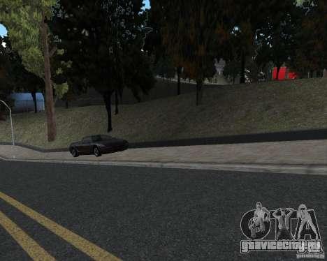 Новые текстуры дорог для GTA UNITED для GTA San Andreas второй скриншот