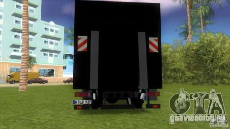 MAN L2000 v0.9 для GTA Vice City вид слева